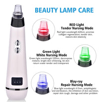 Load image into Gallery viewer, Professional Electric Face deep cleaning Blackhead An Acne Removal Pore vacuum