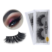 Load image into Gallery viewer, 3d mink lashes , mink lashes , best mink lashes