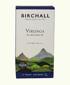 Birchall 15 bags Virunga Afternoon Tea