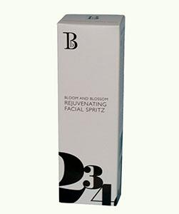 Bloom and Blossom Rejuvenating facial spritz
