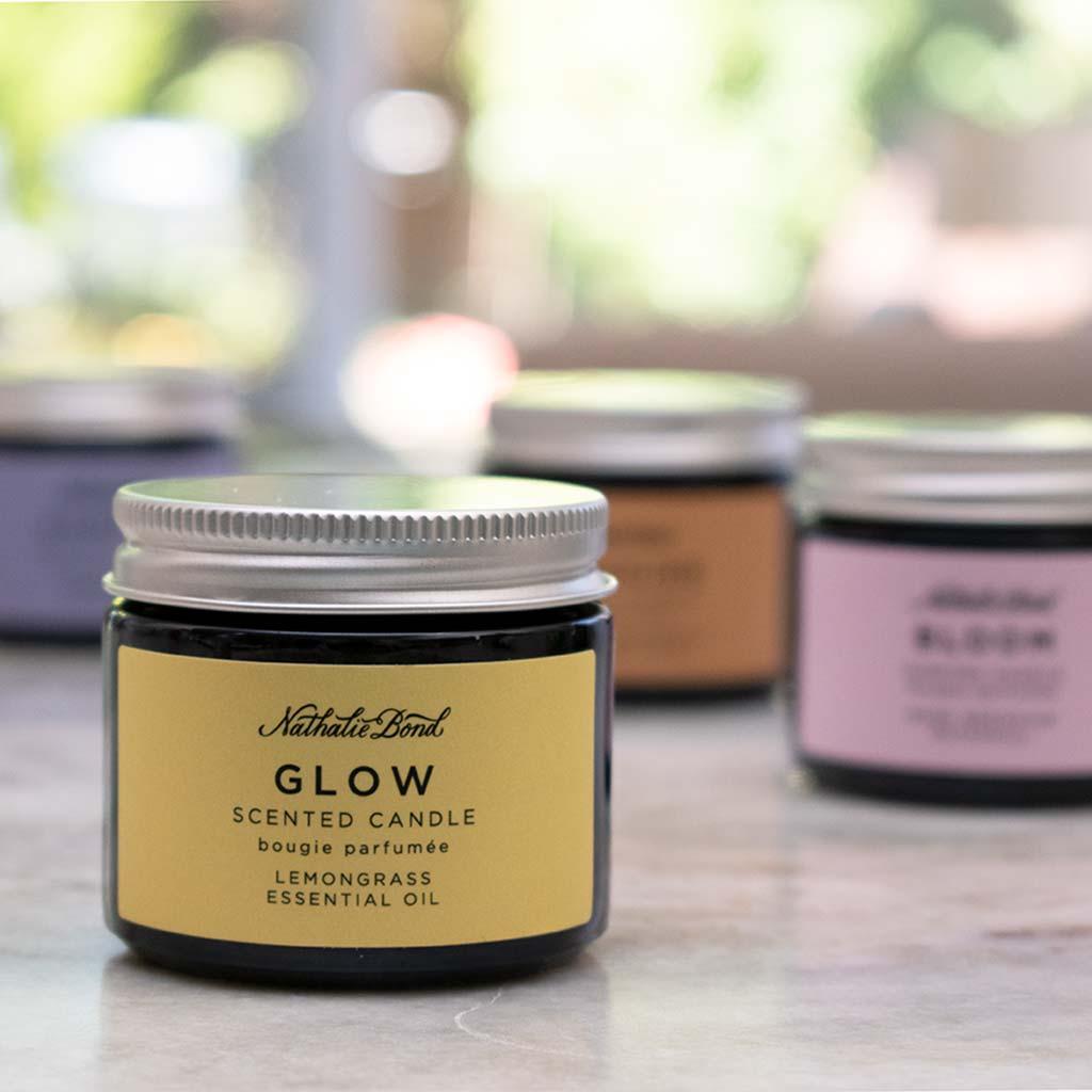 Natalie Bond Glow scented candle