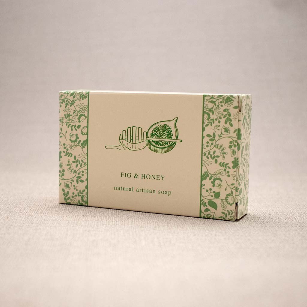 Dartmoor Fig and Honey soap
