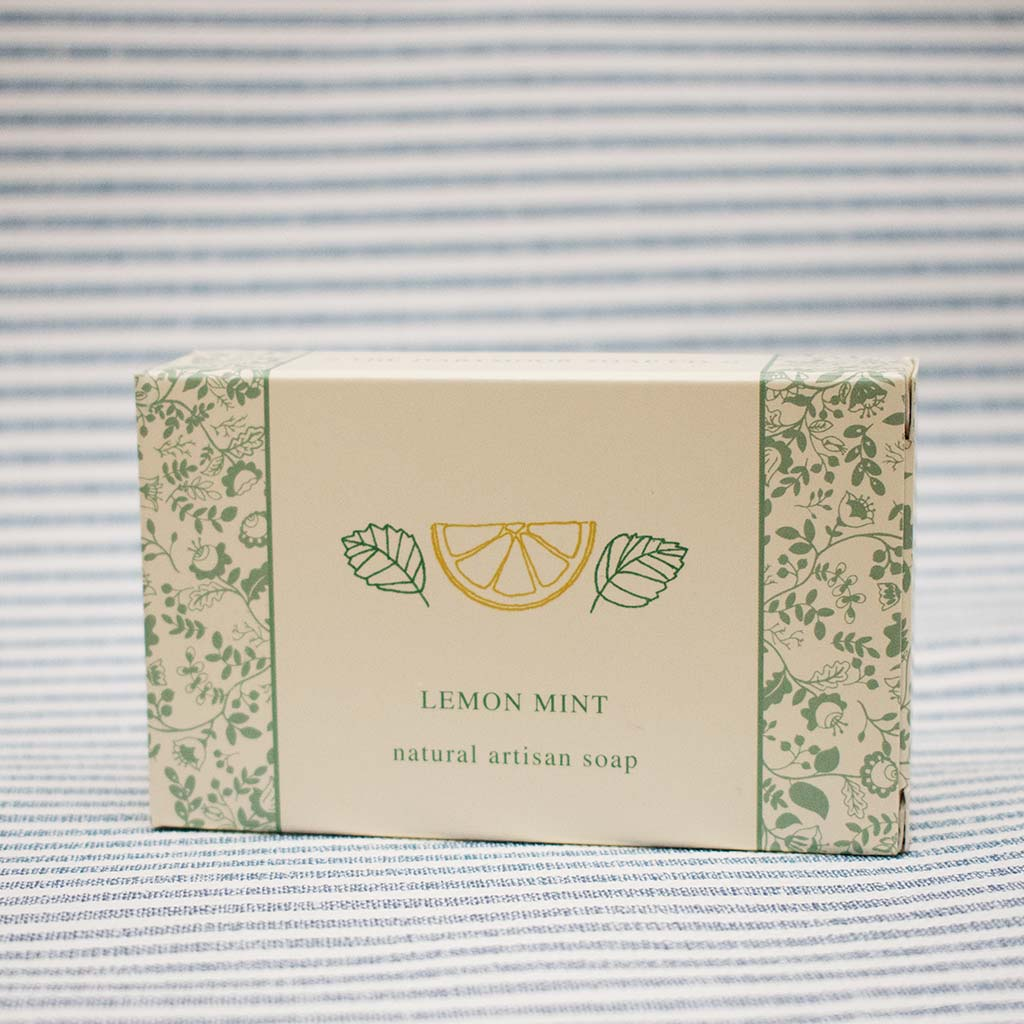 Dartmoor Lemon Mint Soap