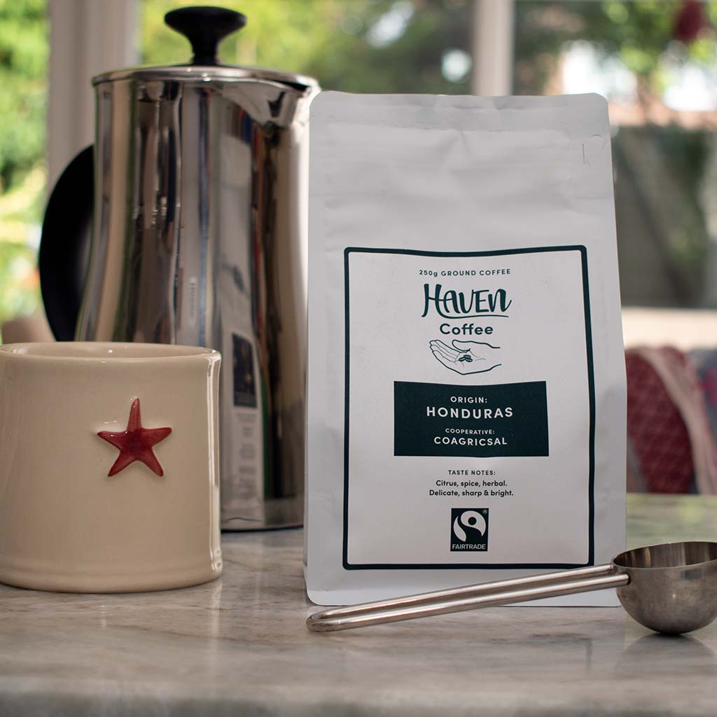Haven Coffee from Honduras