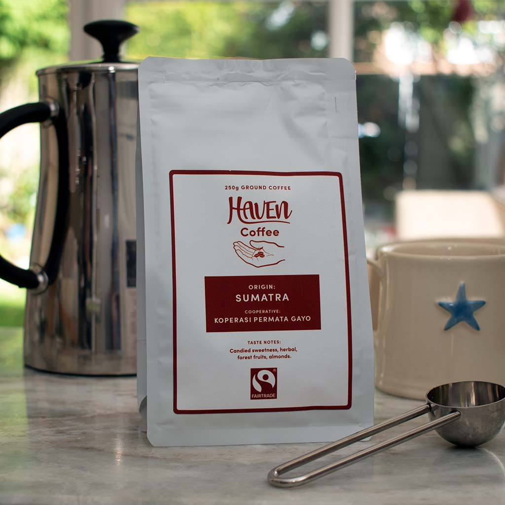 Haven Coffee from Sumatra
