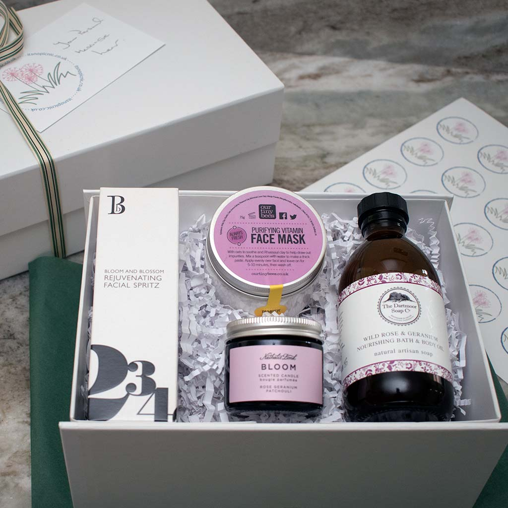 It's no Picnic Home Spa Gift Box