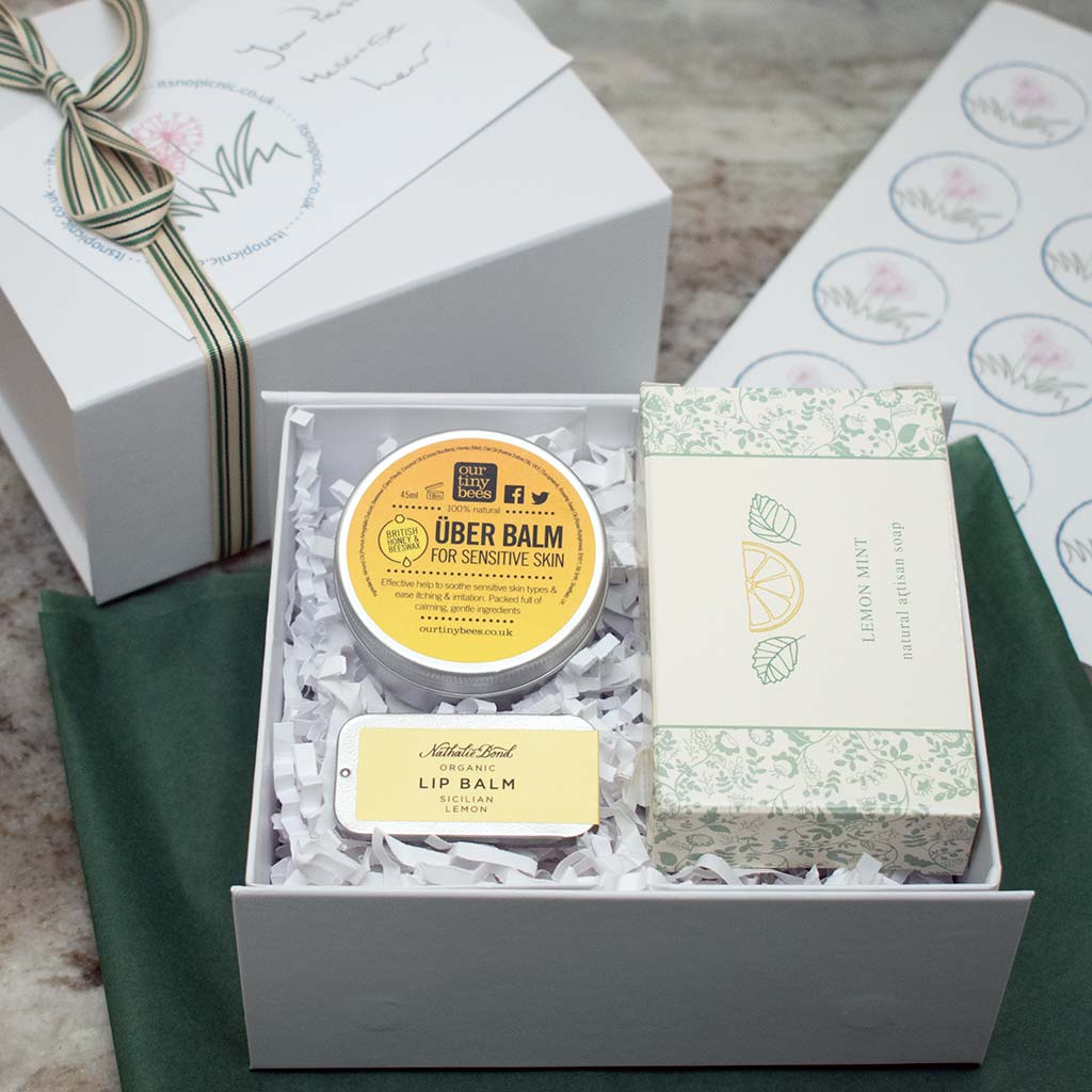 It's no picnic Lemon Zinger! gift box