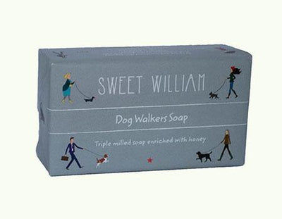 Sweet William Dog Walkers Soap