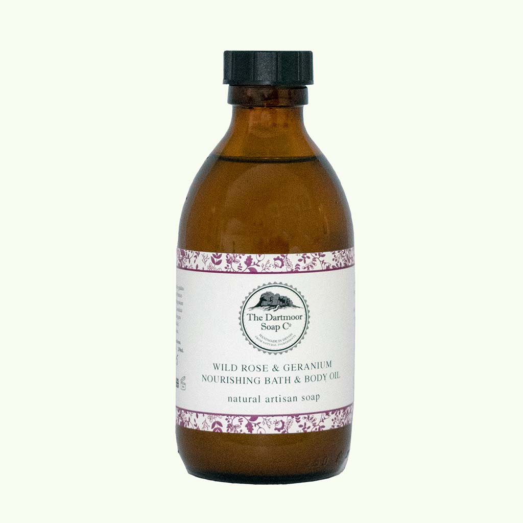 Dartmoor Soap Bath and Body Oil
