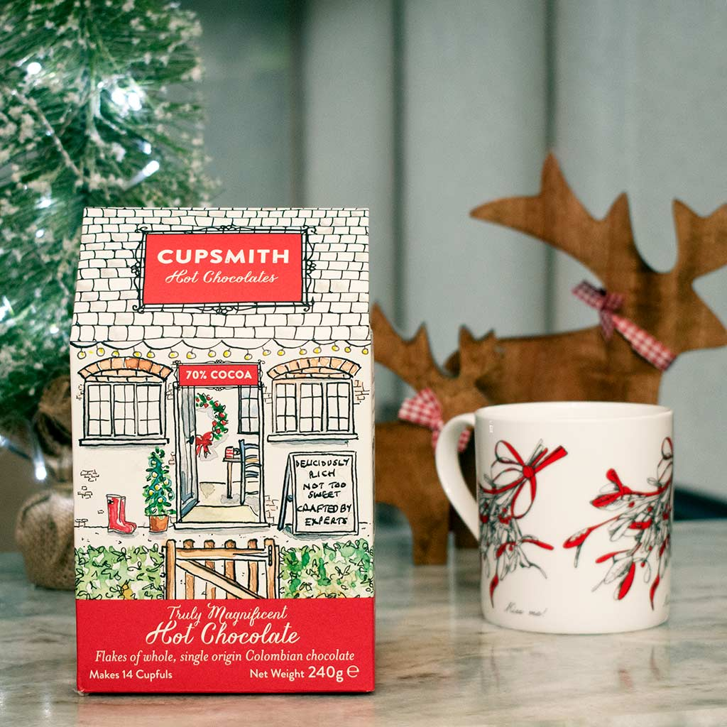 Cupsmith Truly Christmas Hot Chocolate