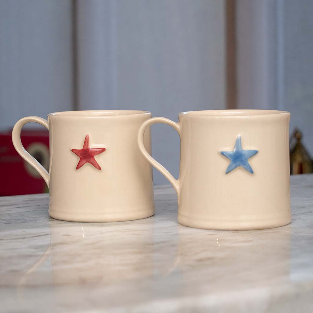 Deliverance County Star Mugs