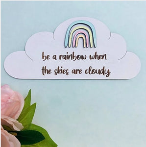 Rainbow Cloud - Happily Ever After Boutique