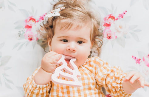 Bunny Teether - Happily Ever After Boutique