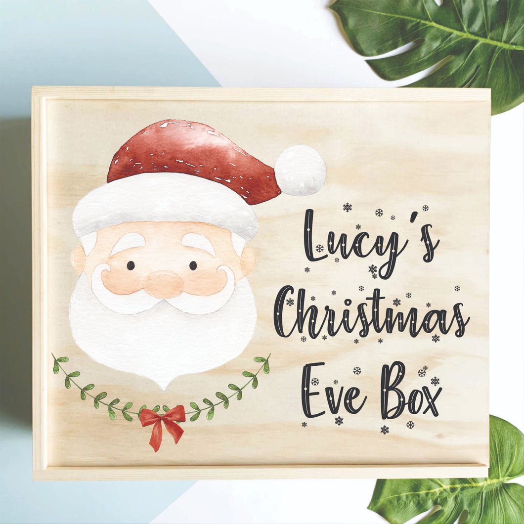 Santa Christmas Eve Box - Happily Ever After Boutique
