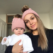 Load image into Gallery viewer, Mama & Mini Beanies - tayla-lukas.myshopify.com
