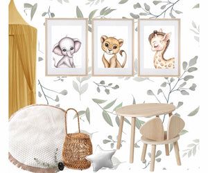 Theodore The Elephant Print - Happily Ever After Boutique