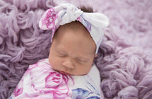Load image into Gallery viewer, Lilac Skies Topknot Headband - Happily Ever After Boutique