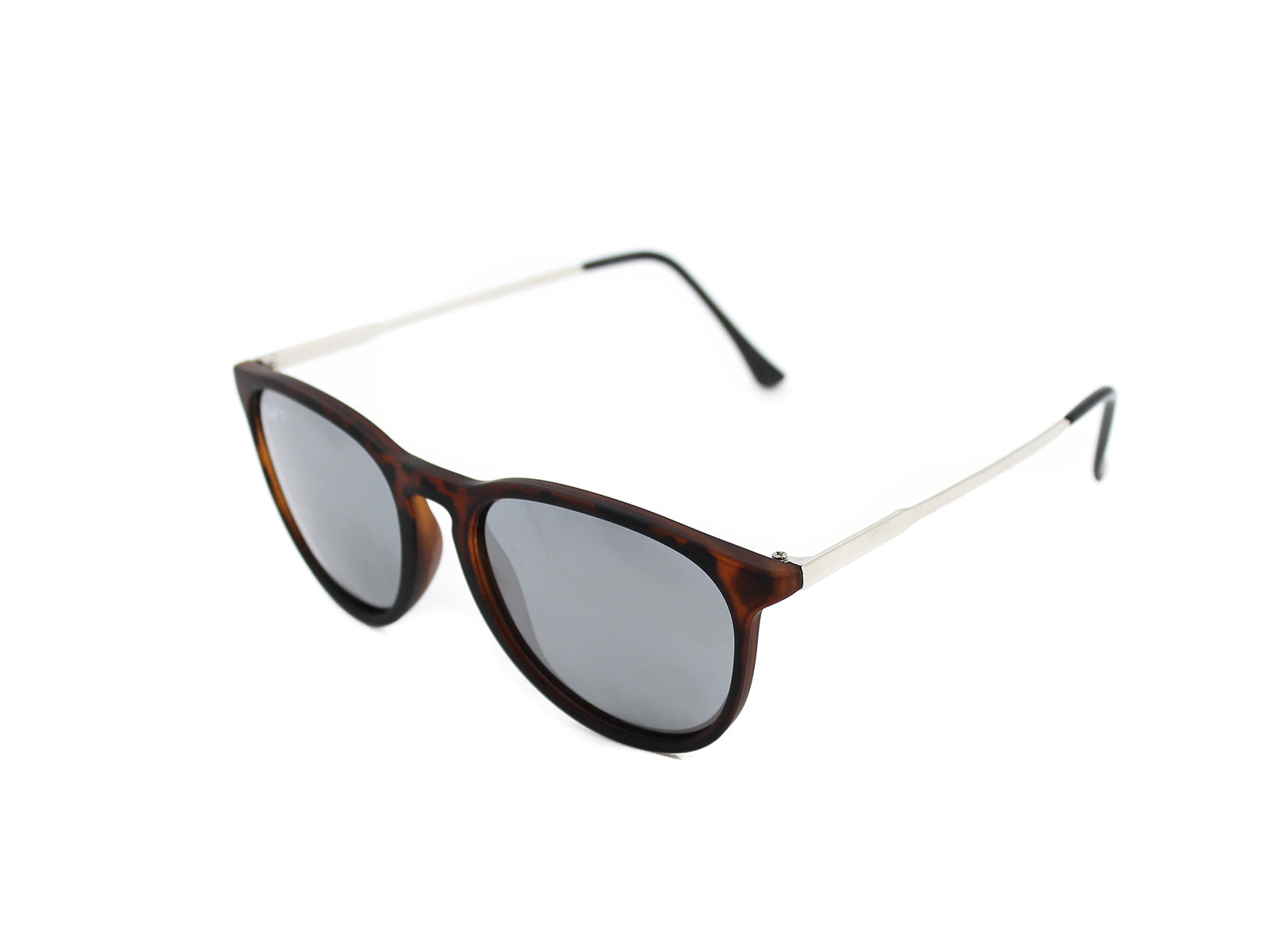 Porters - Cantons: Tortoise / Mirrored Smoke Polarized