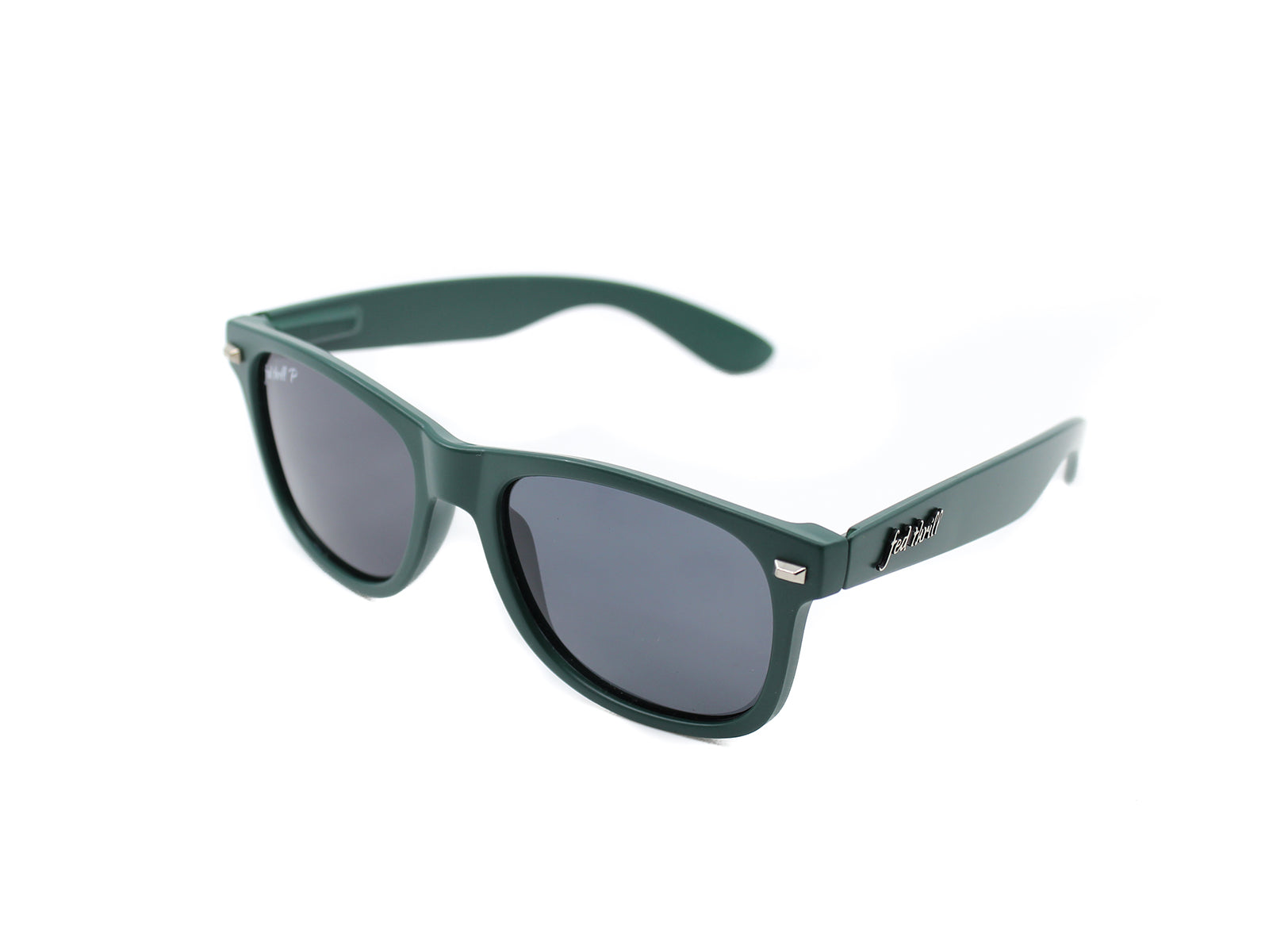 Fultons - Hunters: Matte Green / Smoke Polarized