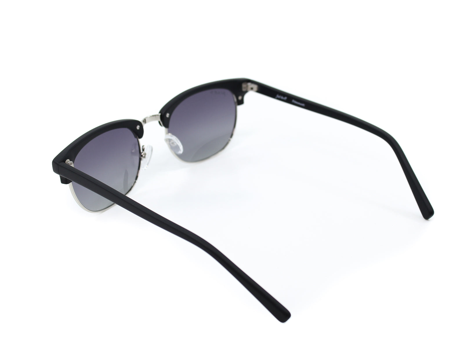 Monuments - Mt. Vernons: Matte Black & Smoke Polarized
