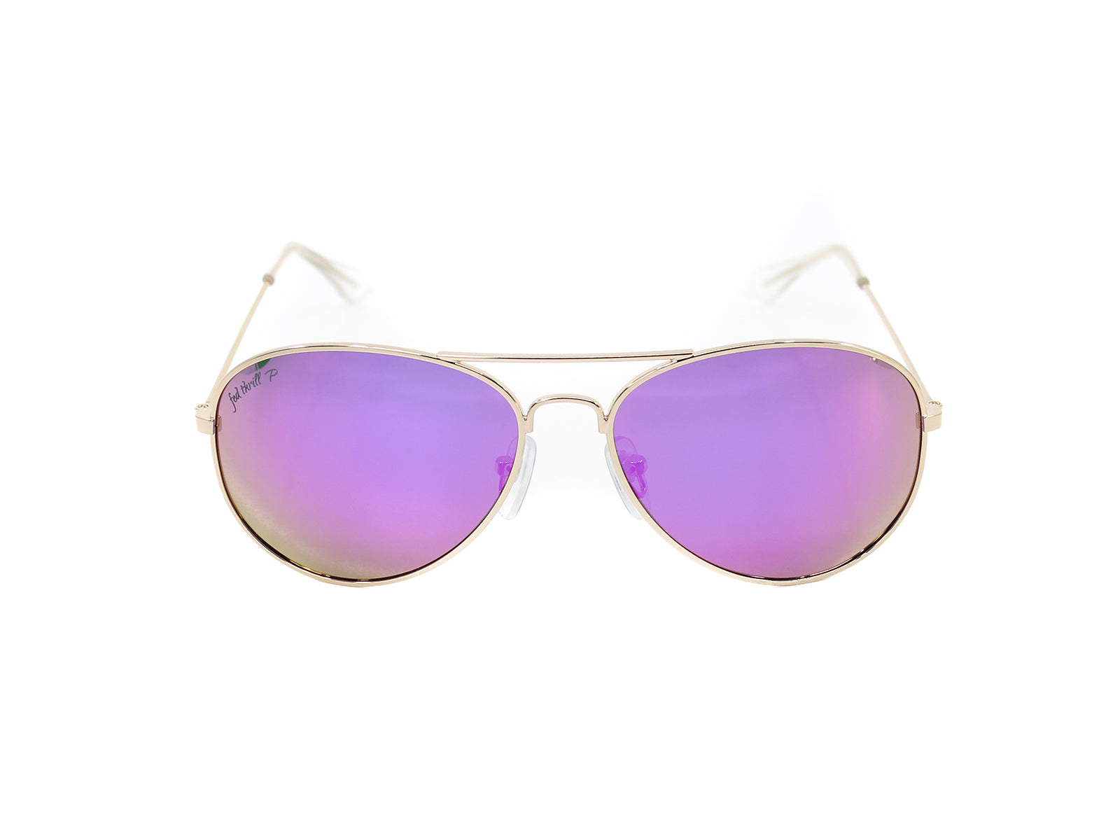 Mavericks - Twilights: Gold / Mirrored Purple Polarized