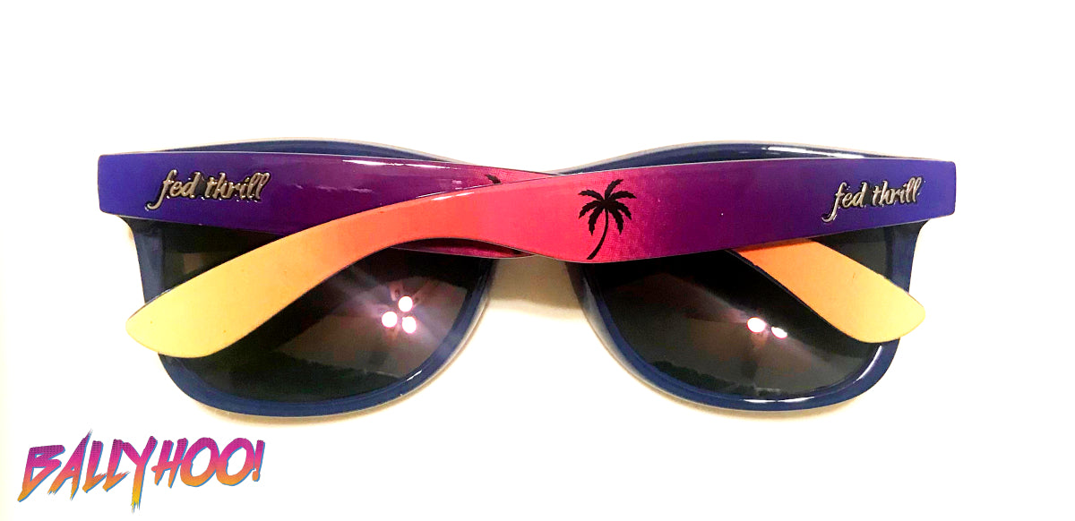 Fultons -  Ballyhoo! 2.0 Limited Edition Sunglasses