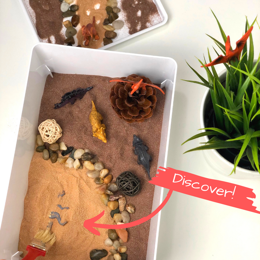 DinoWorld! - Sensory Box
