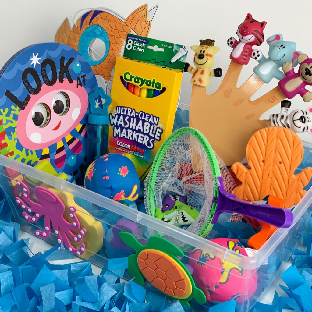 Water fun! - Sensory Box