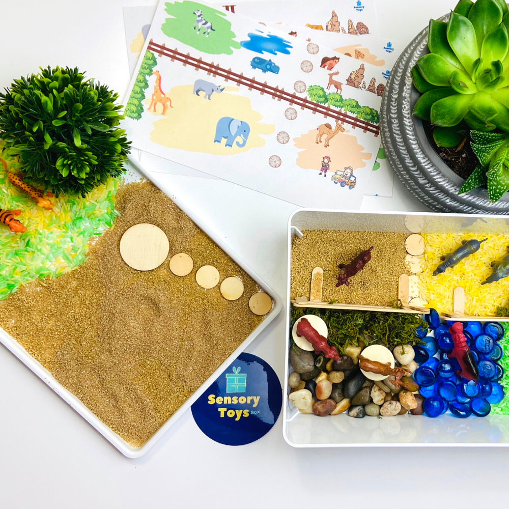 Wildlife - Sensory Box