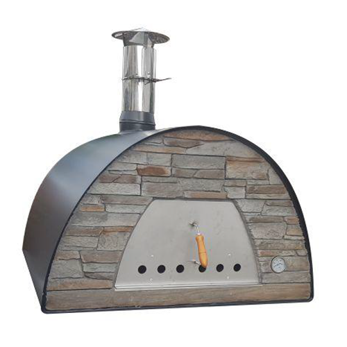 Authentic Pizza Ovens - Maximus Prime Arena Portable Pizza Oven