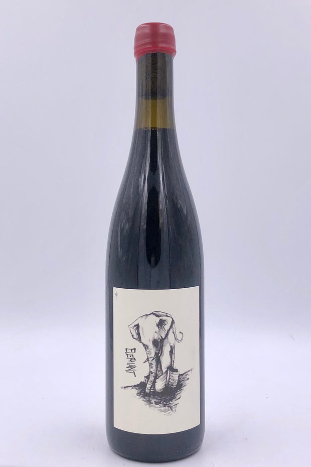 Absentee Winery, Elephant, Poor Ranch, Mendocino, Syrah, 2018