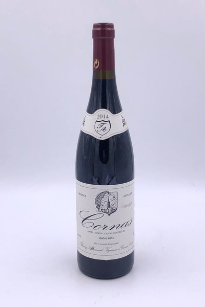 Thierry Allemand, Chaillot, Cornas, Syrah, 2014