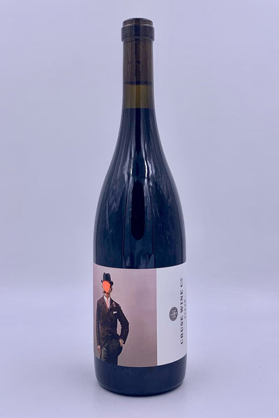 Cruse Wine Co., Charles Heintz VIneyard, Sonoma Coast, Syrah, 2019