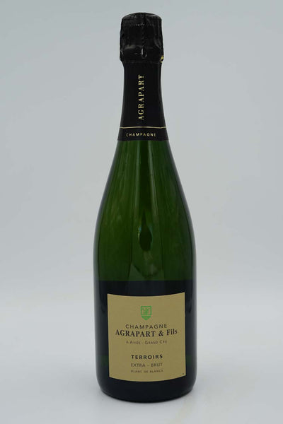 Champagne Agrapart & Fils, Grand cru, Terroirs, Avize, Chardonnay NV