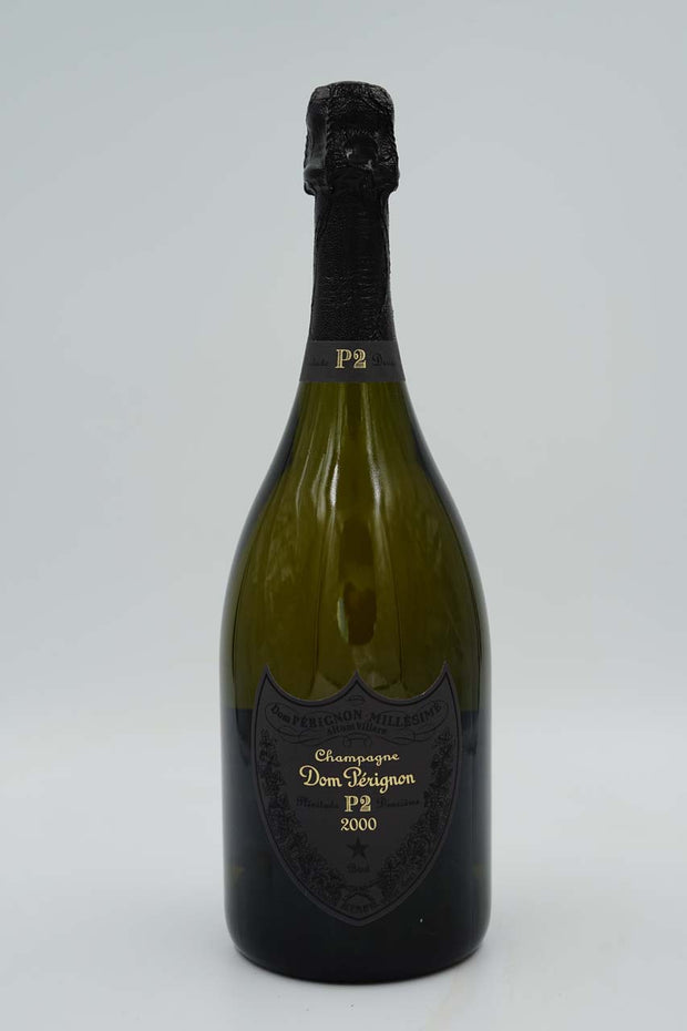 Dom Perignon, P2, Brut, Epernay, Pinot Noir/Chardonnay, 2000