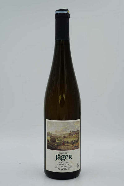 Jager, Smaragd, Ried Achleiten, Wachau, Riesling, 2010