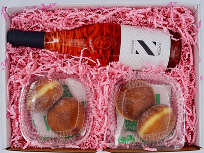 Bottle & Bombolone Gift Box
