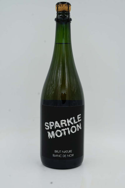 St. Reginald Parish, Sparkle Motion, Brut Nature, Sisu Vineyard, Yamhill-Carlton, Oregon, Pinot Noir, 2015
