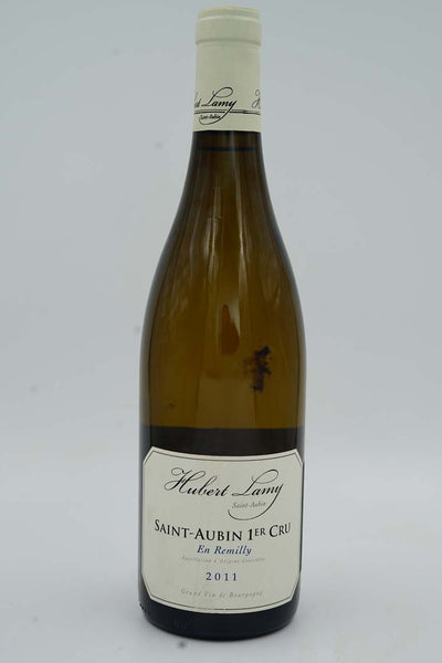 Hubert Lamy, En Remilly, Saint Aubin, Chardonnay, 2011