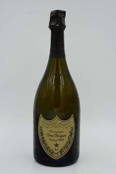 Dom Perignon, Brut, Epernay, Pinot Noir/Chardonnay 2006
