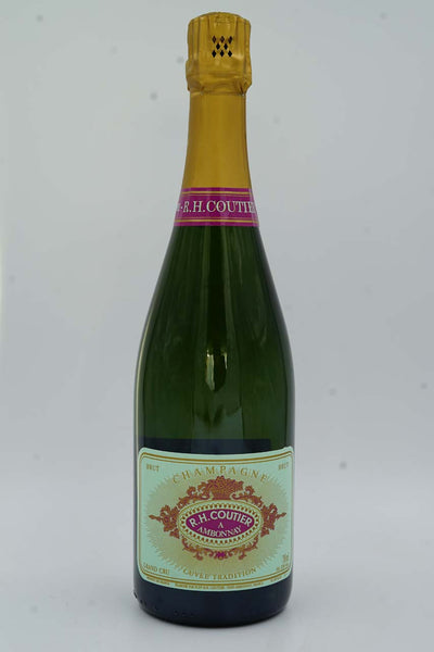 Domaine Coutier, Brut Tradition, Ambonnay, Pinot Noir/Chardonnay, NV