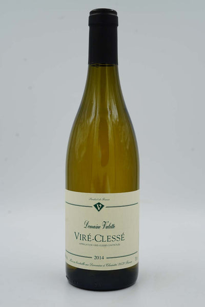 Domaine Valette, Vire-Clesse, Chardonnay, 2014