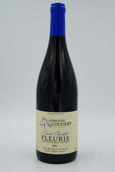 Domaine Coudert, Cuvee Christie, Fleurie, Gamay, 2017