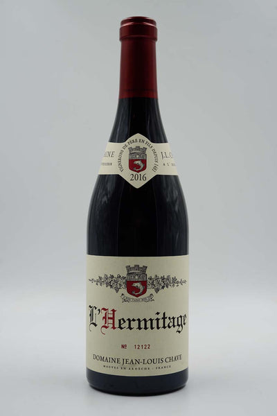 Jean-Louis Chave, L'Hermitage, Syrah 2016