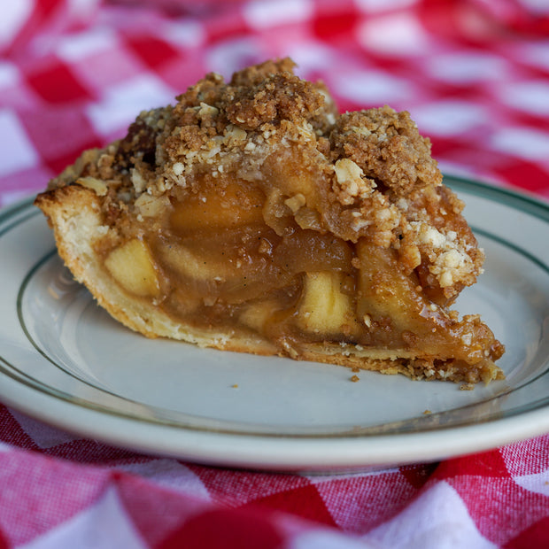 A La Carte Add On: Apple Pie with Oat Streusel
