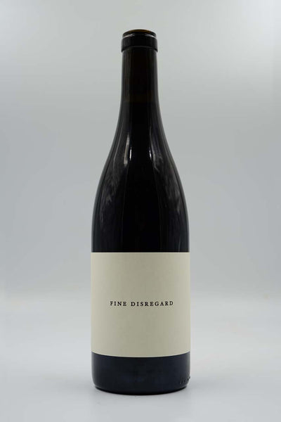 Fine Disregard Wine Co., Pato Vineyard, Contra Costa County, Mataro (Mourvedre), 2017