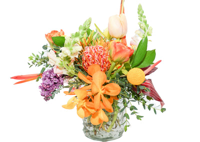 ADD-ON: Wildflora Design Flower Arrangement