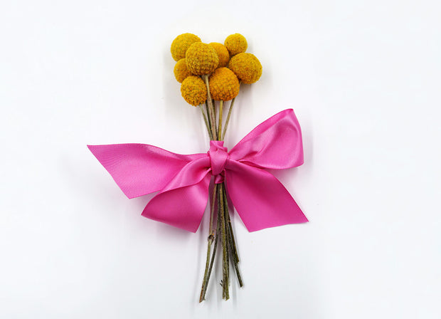 Billy Buttons Box Topper