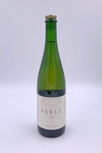 Fable Farm Fermentory, Leo, Barnard, Vermont, Field blend with Foraged Apples, 2018