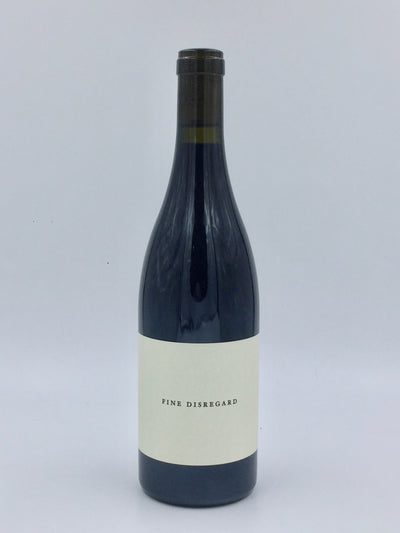 Fine Disregard Wine Co., Pato Vineyard, Contra Costa County, Mataro (Mourvedre), 2018